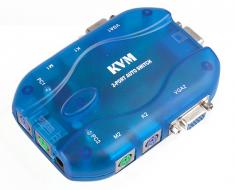 赔本促销迈拓KVM切换器MT-271S自动2口2进1出