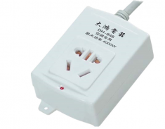 大鸿848空调插座 大功率一平方纯铜4000w带线插座 16A 1.8米插座