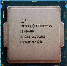 英特尔 I5 6400 CPU 2.7G正式版散片酷睿四核CPU