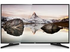 AOC 超清电视机50U6088 50英寸4K智能网络液晶平面电视WiFi