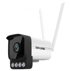 TP-LINK普联TL-IPC544H-W4-W20 400万智能全彩无线网络摄像机